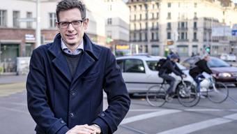 Verkehrsexperte Alexander Erath, Professor für Verkehr und Mobilität an der FHNW