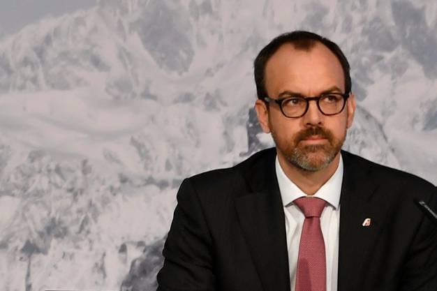 Swiss-Finanzchef Markus Binkert bleibt in seinem Amt.