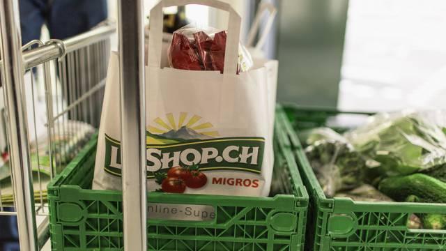 LeShop-Einkaufstasche (Archiv)