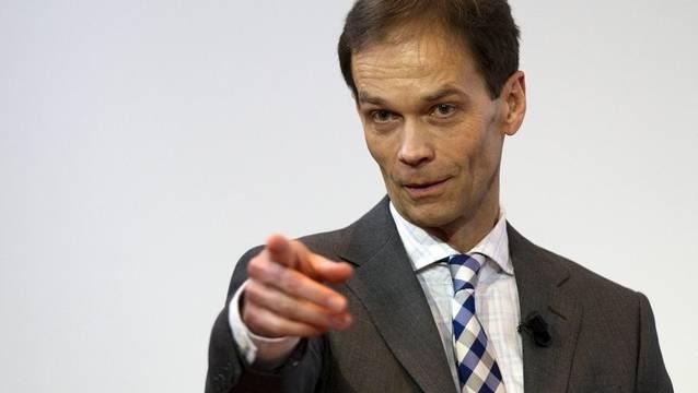 Der Top-Verdiener - ZKB-Chef Martin Scholl.