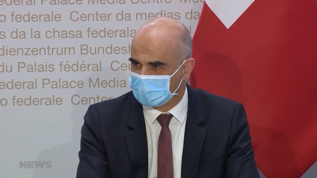 «Diktator Berset»: SVP-Bundesräte nehmen Gesundheitsminister in Schutz