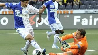 YB-Goalie Wölfli am Schluss zweimal bezwungen