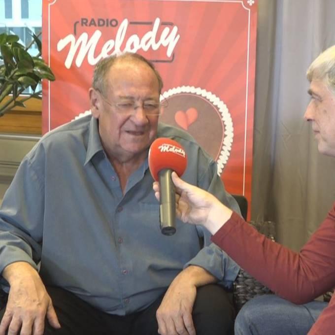 """""""Fernando Express - Josef Eisenhut im Gespräch mit Werner Plüss"""" von Radio Melody."""