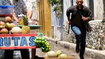 """Ang Lees """"Gemini Man"""" übernimmt am Wochenende vom 3. bis 6. Oktober die Spitze der Deutsch- und Westschweizer Kinocharts."""