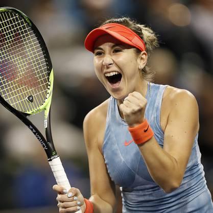 Belinda Bencic ist zurück in den Top 20