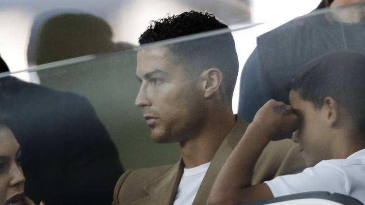 Die US-Polizei fordert im Zuge der Vergewaltigungsvorwürfe von Fussballstar Cristiano Ronaldo eine DNA-Probe. (Archivbild)