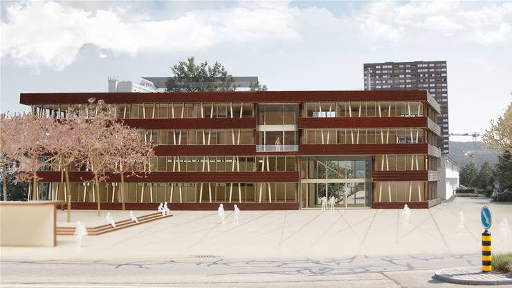 Das neue Gemeindehaus soll auf dem Areal des Werkhofs und der Feuerwehr gebaut werden.