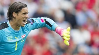 Matchwinner gegen Albanien: Torhüter Yann Sommer.