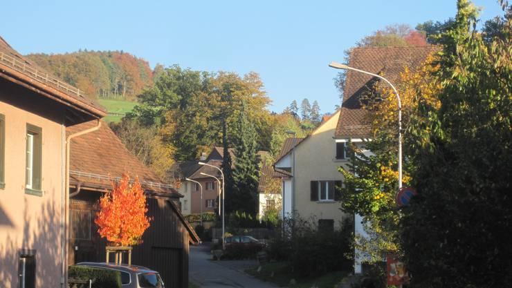 Aeschstrasse - Oberdorf
