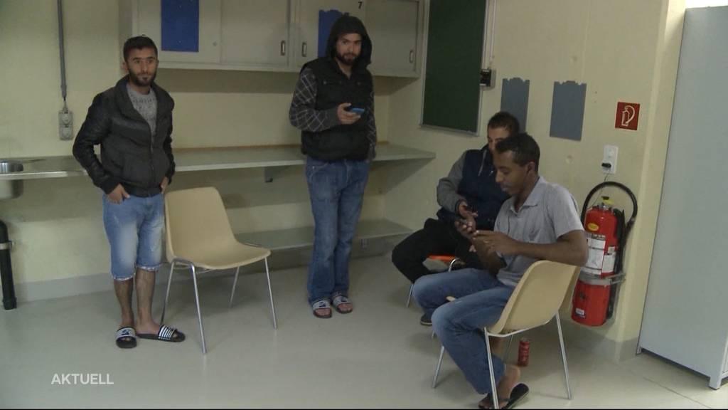 Aargauer Regierung will Asylunterkünfte mit WLAN ausstatten