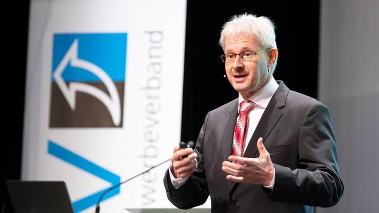 Kurt Schmid hat die Credit Suisse kritisiert.