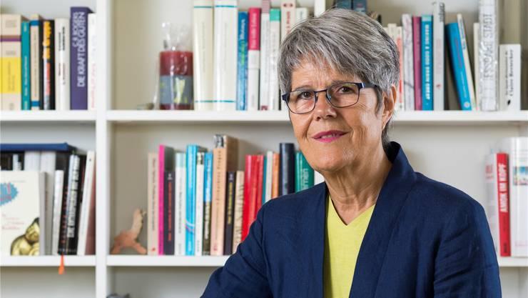 Monika Brunsting ist Mitglied des Vorstandes im Verband Dyslexie Schweiz