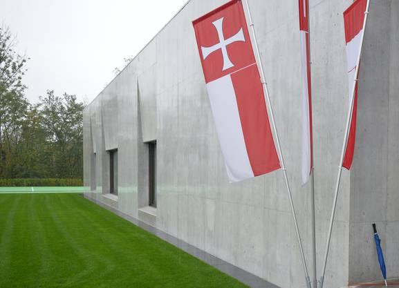 Einweihung des Sportzentrums Bechburg in Oensingen
