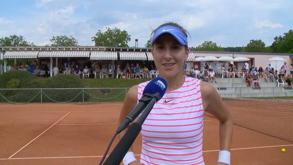 NLA-Interclub: Schweizer Tennisturnier erhält plötzlich Starbesetzung