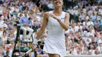 Für Martina Hingis ist Tennis immer ein Spiel und kein Job gewesen. Diese Einstellung vermisst sie bei einigen jüngeren Kolleginnen und Kollegen. (Archivbild)