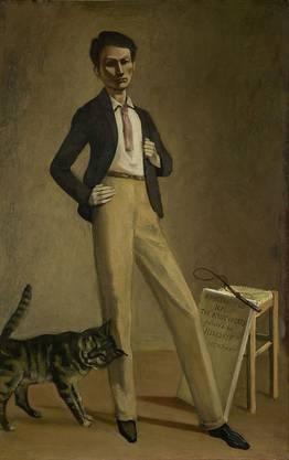 Balthus, «Le Roi des chats», 1935