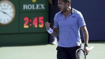 Das letzte von bisher sechs Duellen mit Jérémy Chardy gewann Stan Wawrinka vor vier Monaten am US Open in vier Sätzen