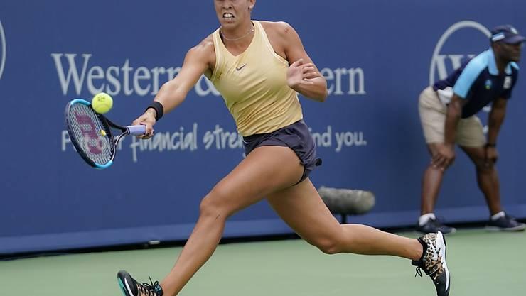 Madison Keys holte den bislang wichtigsten Titel ihrer Karriere