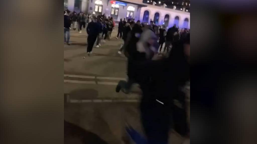 Auseinandersetzungen in der Stadt Zürich: Zwei Personen angegriffen, 38-Jähriger niedergestochen
