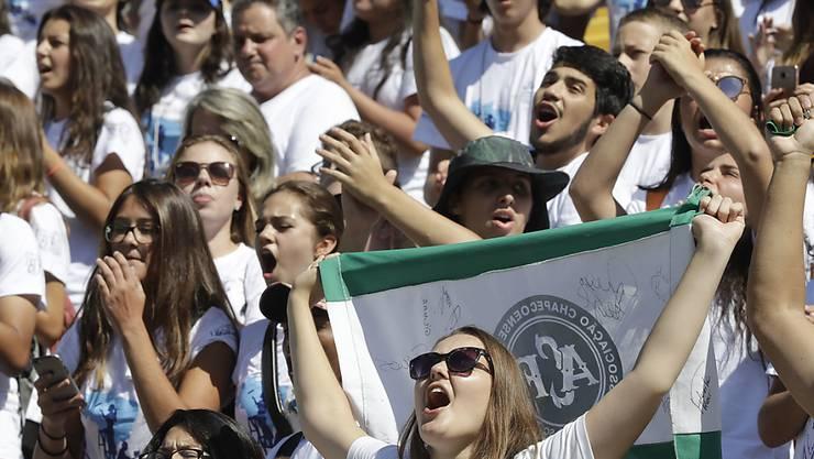 Kein Happy-End für Chapecoense: Drei Jahre nach dem verheerenden Flugzeugabsturz ist der Abstieg aus der höchsten brasilianischen Liga Tatsache