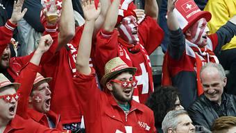 Schweizer Fans können jubeln: WM-Viertelfinal