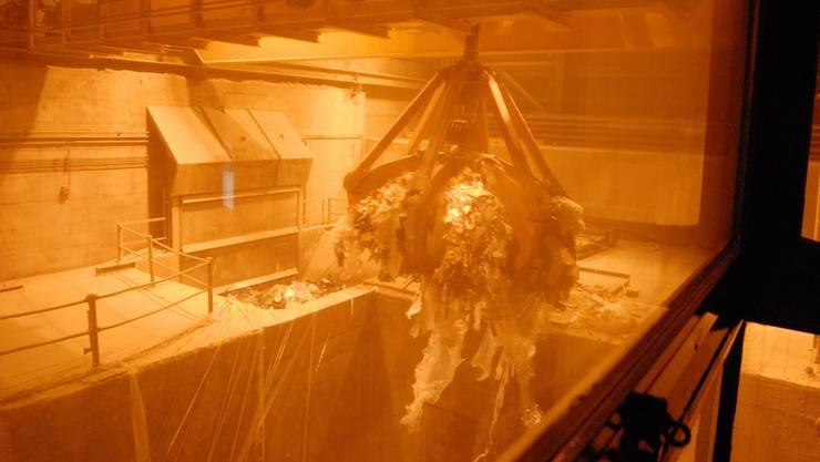 Grund für den gelben Rauch war ein zu hoher Stickstoffgehalt in einer Ladung Abfall. (Symbolbild)