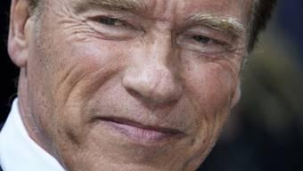 Arnold Schwarzenegger ist am offenen Herzen operiert worden. (Archivbild)