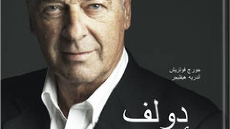 Adolf Ogis Leben ist nun auch auf arabisch erhältlich. (Pressebild)