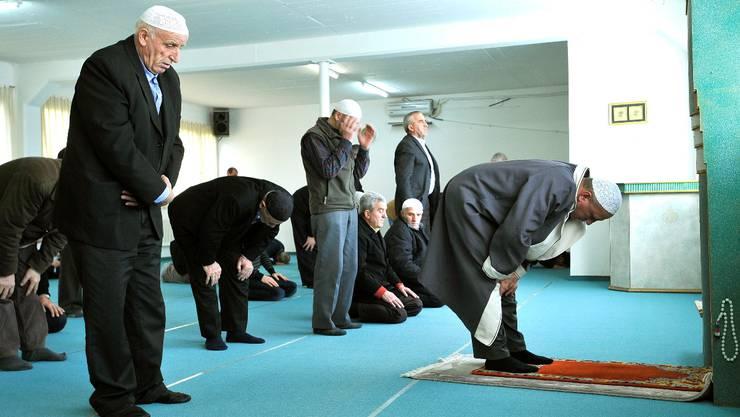 Keine Gefahr: Die in Basel tätigen Imame sind laut Experten gut integriert und rufen nicht zu Gewalt auf.  MZ-Archiv