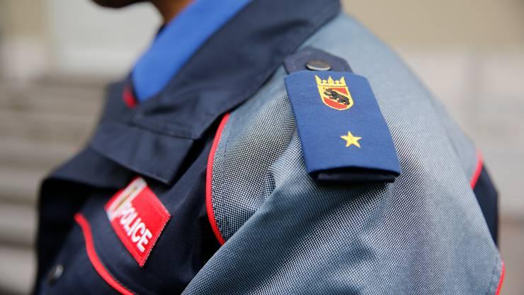 Die Kantonspolizei hat die beiden mutmasslichen Schützen verhaftet. (Symbolbild)