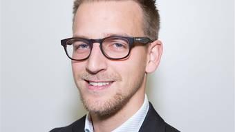 Elia Leiser wurde zum neuen Präsidenten der EVP Kanton Solothurn gewählt.