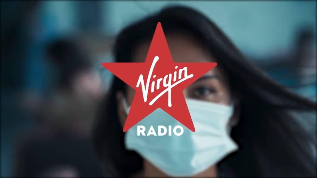 Virgin Radios im Kampf gegen das Coronavirus!