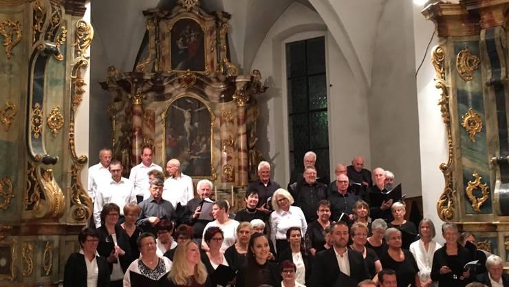 Kath. Kirchenchor Aeschi
