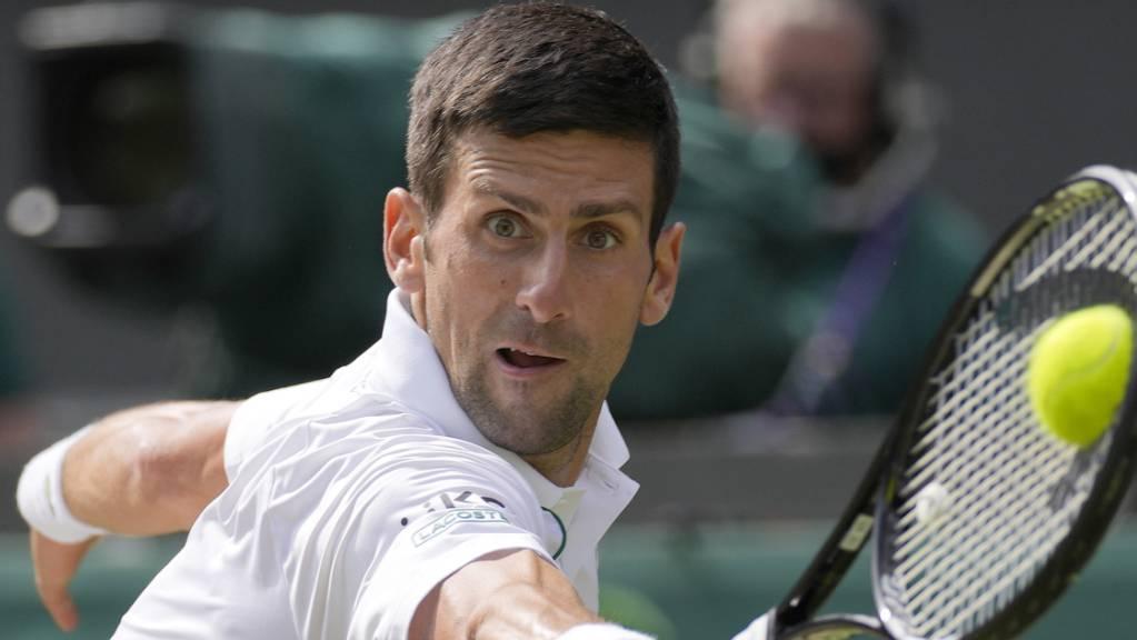 Macht sich Gedanken über eine Absage für die Olympischen Spiele: Novak Djokovic