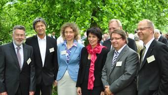60 Jahre Künstlerhaus Boswil mit Besuch von Doris Leuthard