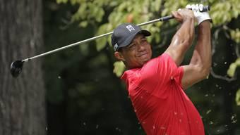 Kann aufgrund einer Rückenverletzung momentan nur stark eingeschränkt seiner Passion Golfspielen nachgehen: Superstar Tiger Woods