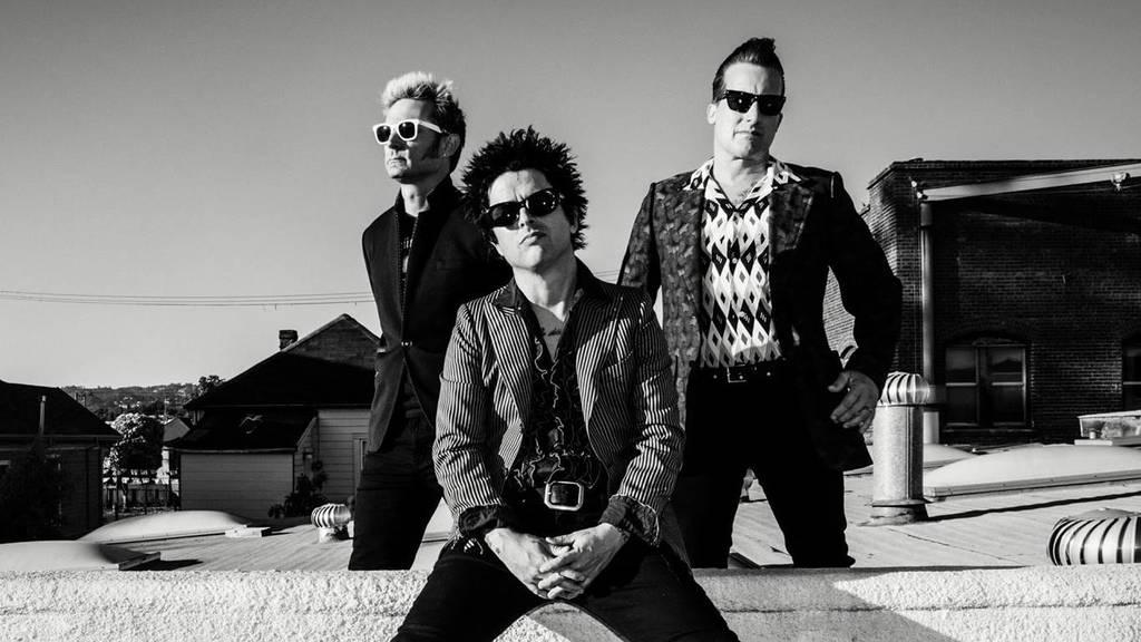 Green Day bringt neues Album raus