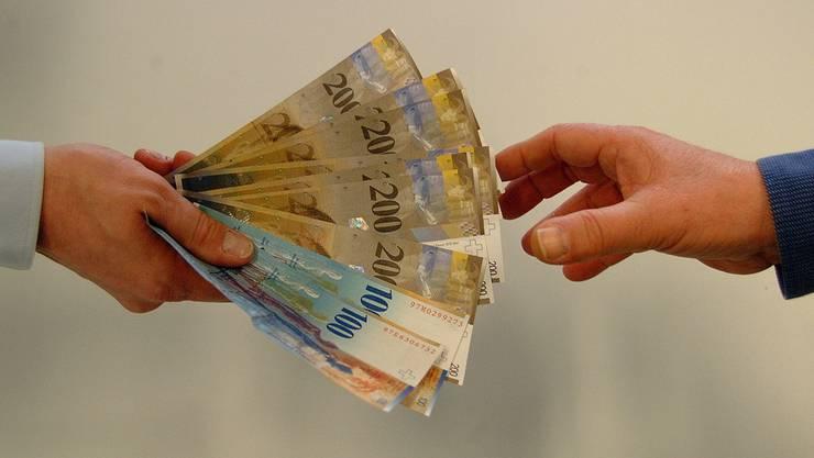 Macht das Fricktal im Finanzausgleich rückwärts? (Symbolbild)