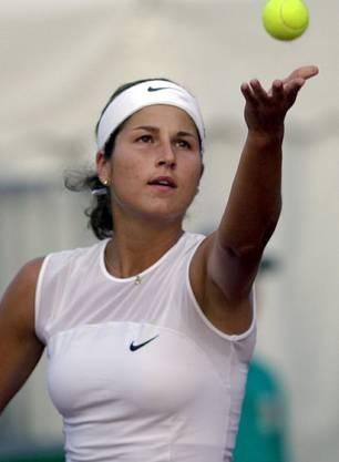 Mirka Vavrinec musste ihre Karriere 2002 wegen einer Fussverletzung beenden.
