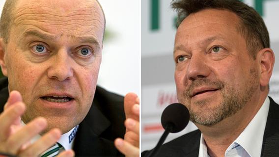 Hüppi und Hernandez haben klar unterschiedliche Auffassungen der Lage beim FCSG.