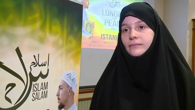Ganzes Interview Janina Rashidi, Sprecherin des IZRS
