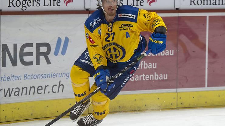 Magnus Nygren muss rund drei Monate pausieren