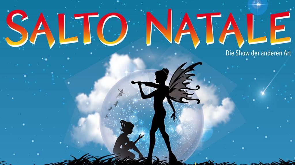 """Salto Natale lädt ein zur neuen Show """"Fantasia"""""""