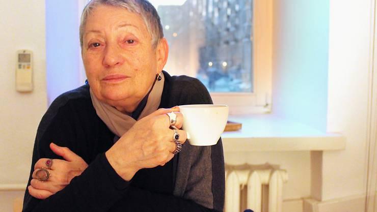 ARCHIV - Der mit 50.000 Euro dotierte Siegfried-Lenz-Preis geht in diesem Jahr an die russische Schriftstellerin Ljudmila Ulitzkaja. Das teilte die Siegfried-Lenz-Stiftung am Foto: Claudia Thaler/dpa
