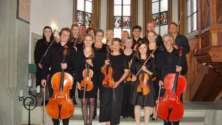Das CmC in der Kirche Kölliken (Bild: Ilenja Bruno)