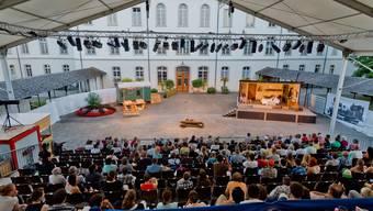 2014 wird das Freilicht-Spektakel letztmals im Hof der Psychiatrischen Klinik stattfinden. emanuel freudiger