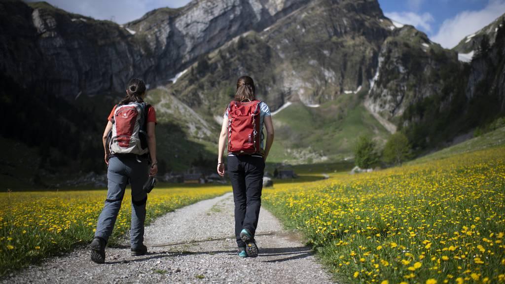 Ansturm auf Alpstein an Ostern erwartet: Tourismusregion rät von Besuch ab