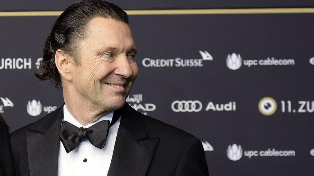 Ein gern gesehener Gast am Zurich Film Festival: Am Sonntagabend schreitet Martin Suter (hier an der ZFF-Opening Night) erneut über den Grünen Teppich (Archiv).