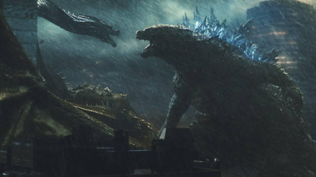 «Godzilla 2» trumpft an Nordamerikas Kinokassen auf