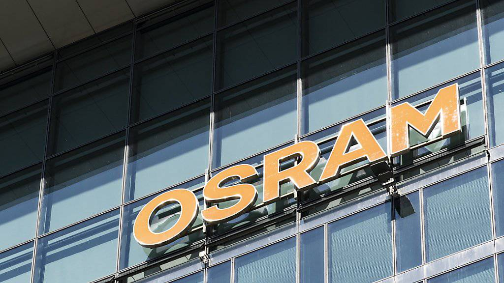 Der in der Schweiz kotierte Chip-Konzern AMS hat sich erneut in den Übernahmekampf um die deutsche Osram-Gruppe eingeschaltet. (Archivbild)